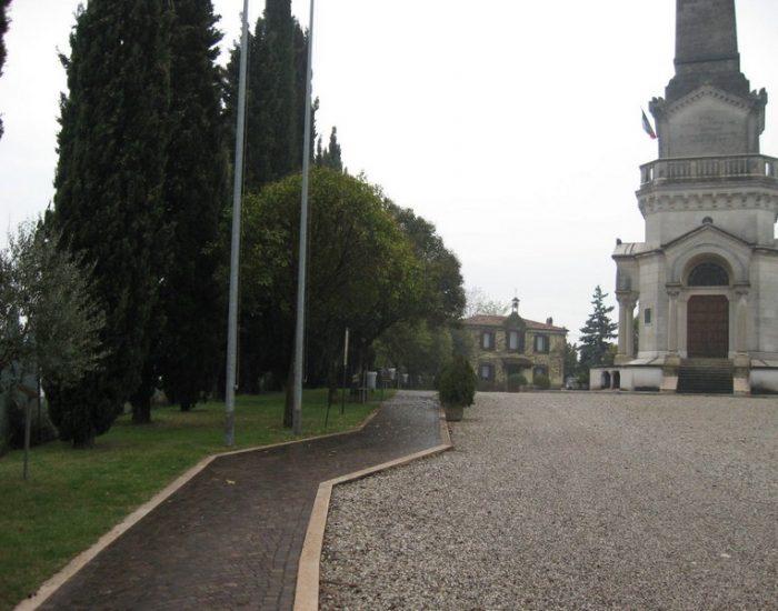 Custoza-viale-Ossario